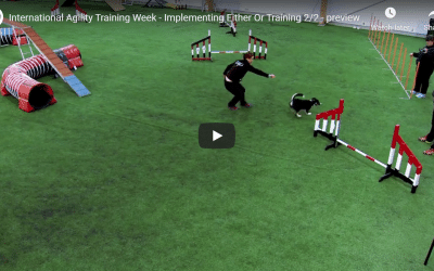 What the OneMind Dogs Community wants from International Training Week online lessons?